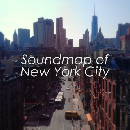 Soundmap of New York City 450p