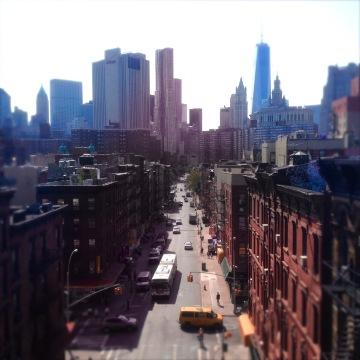 Soundmap of New York City ctrst